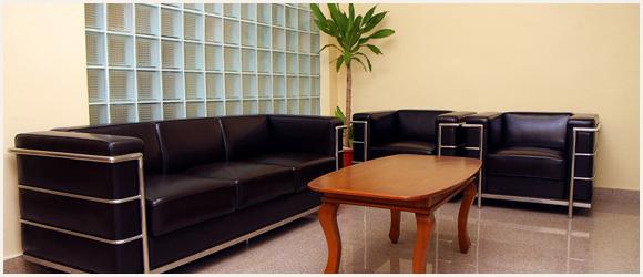 Partners Lounge